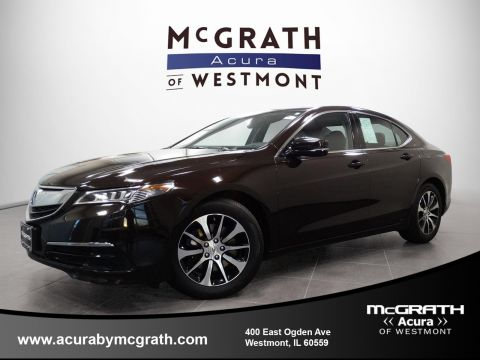 Used Acura TLX Tech