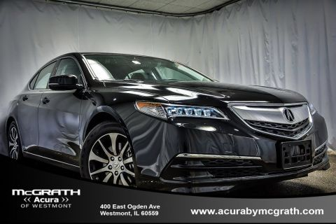 New 2017 Acura TLX 2.4 8-DCT P-AWS with Technology Package With Navigation