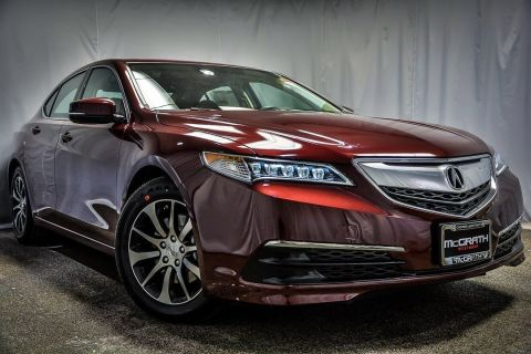 Used Acura TLX w/Technology Pkg