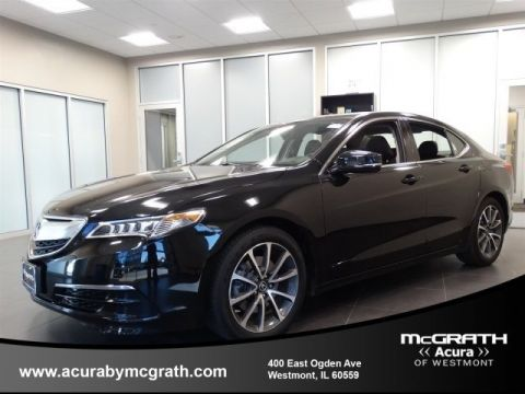 Used Acura TLX V6 Tech