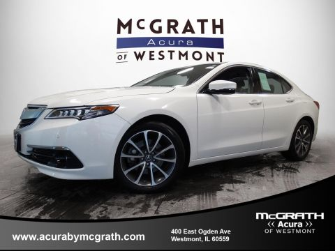 Certified Used Acura TLX 3.5 V-6 9-AT SH-AWD with Advance Package