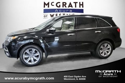 Used Acura MDX Advance Pkg