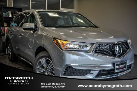 New 2017 Acura MDX SH-AWD