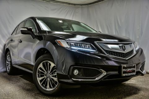 New 2017 Acura RDX AWD with Advance Package With Navigation