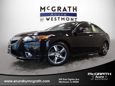 Certified Used Acura TSX Special Edition 5-Speed Automatic