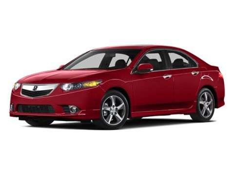 Used Acura TSX Special Edition
