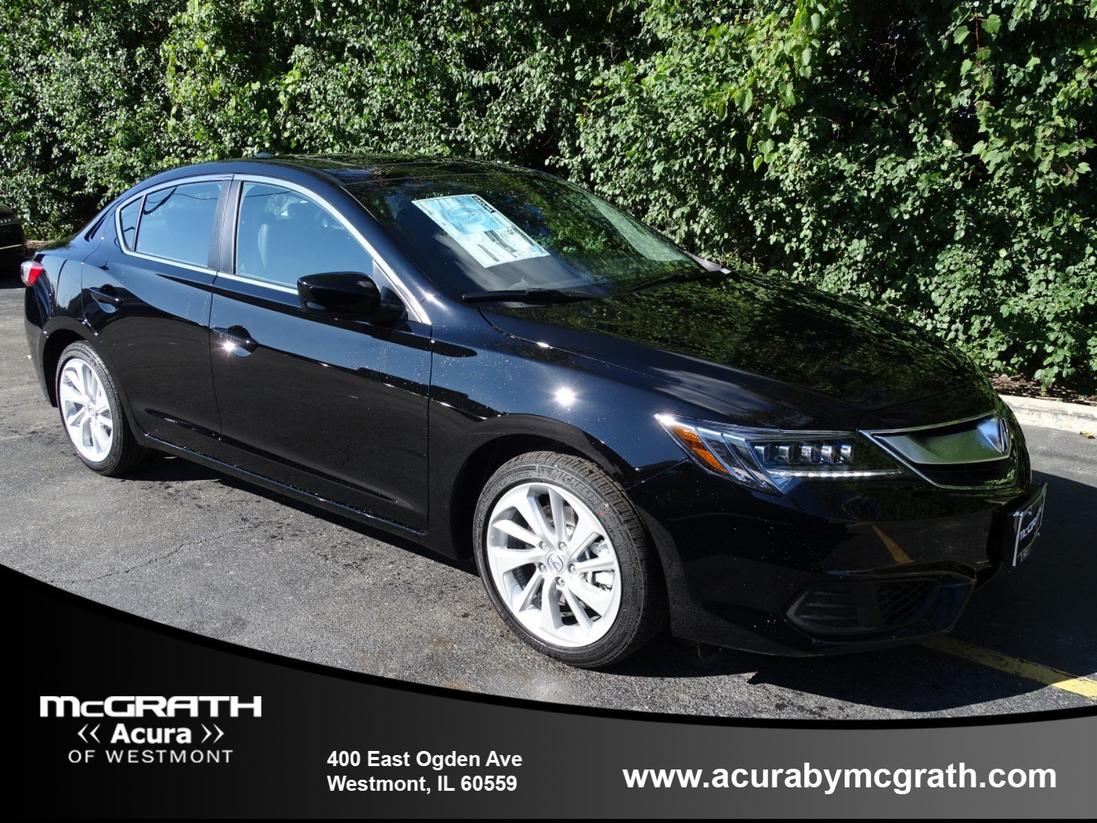 New Acura ILX Base Dr Car In Westmont V McGrath Acura - Ilx acura 2018