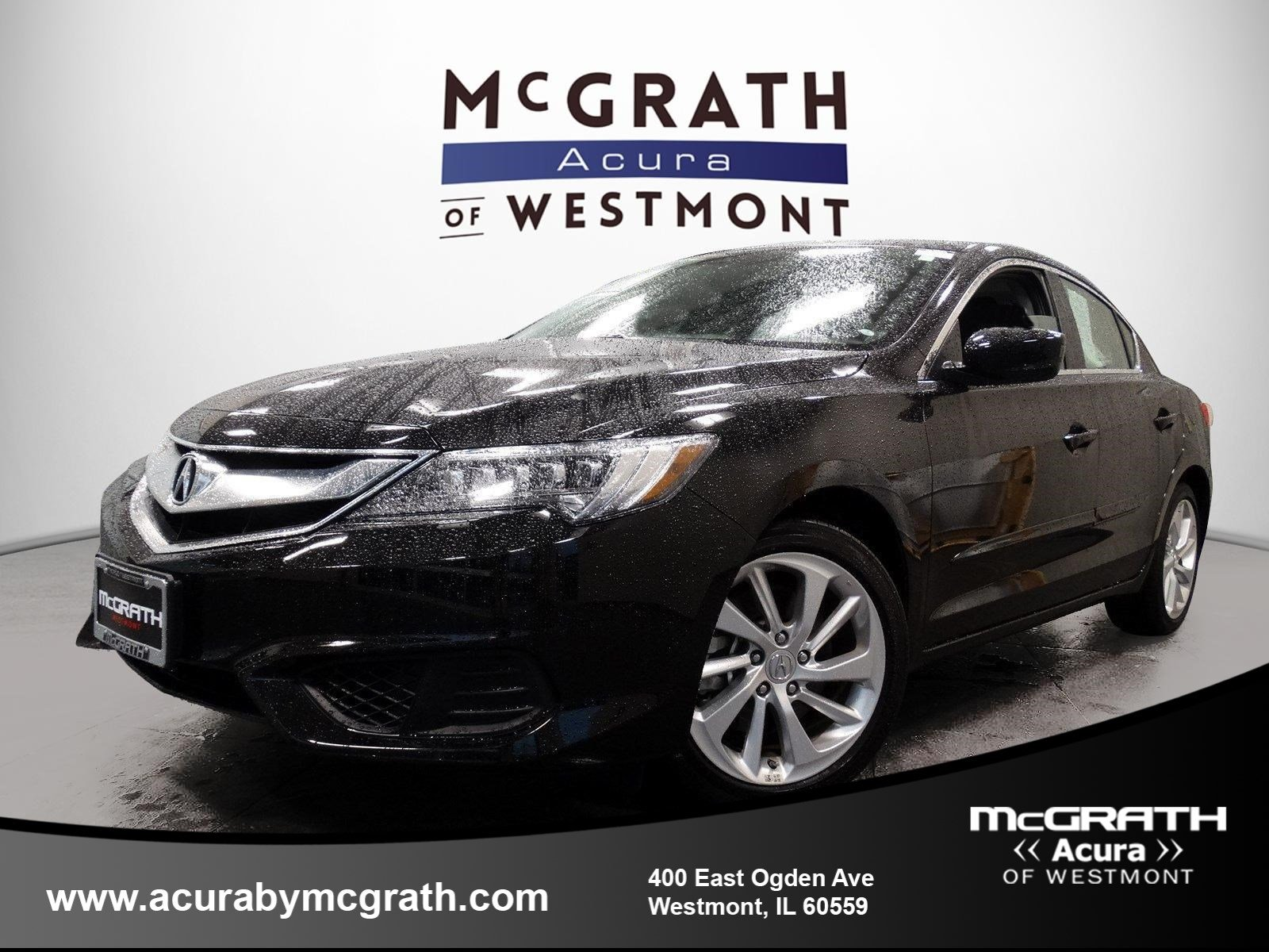 Pre-Owned 2018 Acura ILX w/AcuraWatch Plus 4dr Car in Westmont ... on