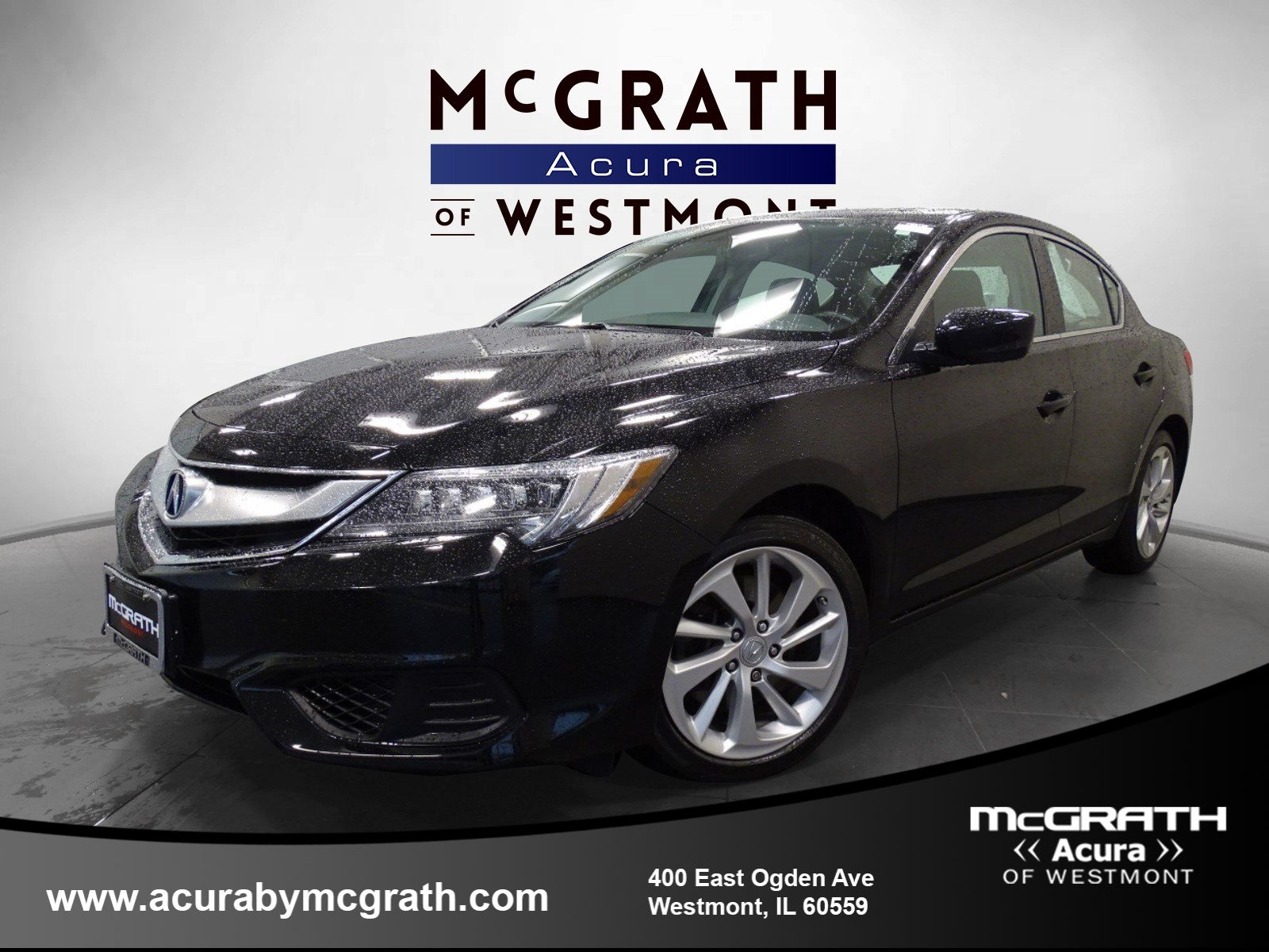 Certified Pre Owned 2016 Acura ILX with Premium Package 4dr Car in