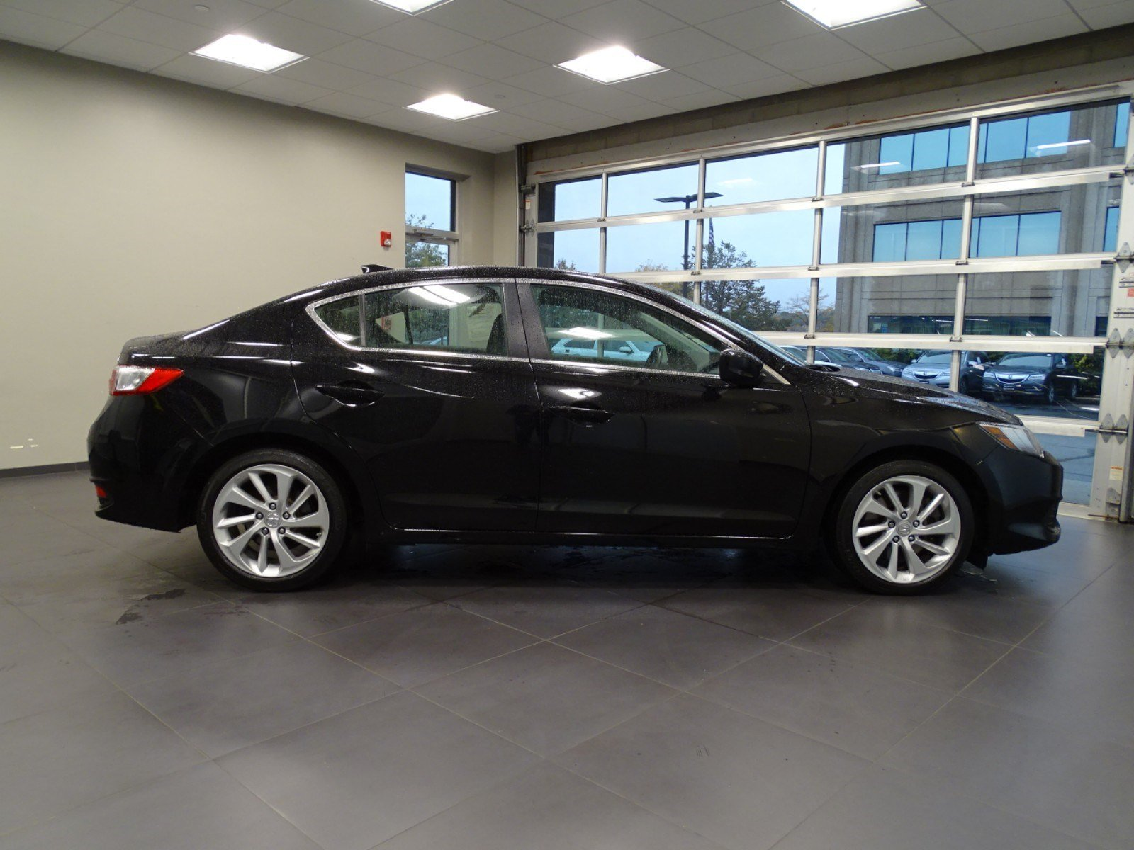 Certified Pre Owned 2016 Acura ILX with Premium Package