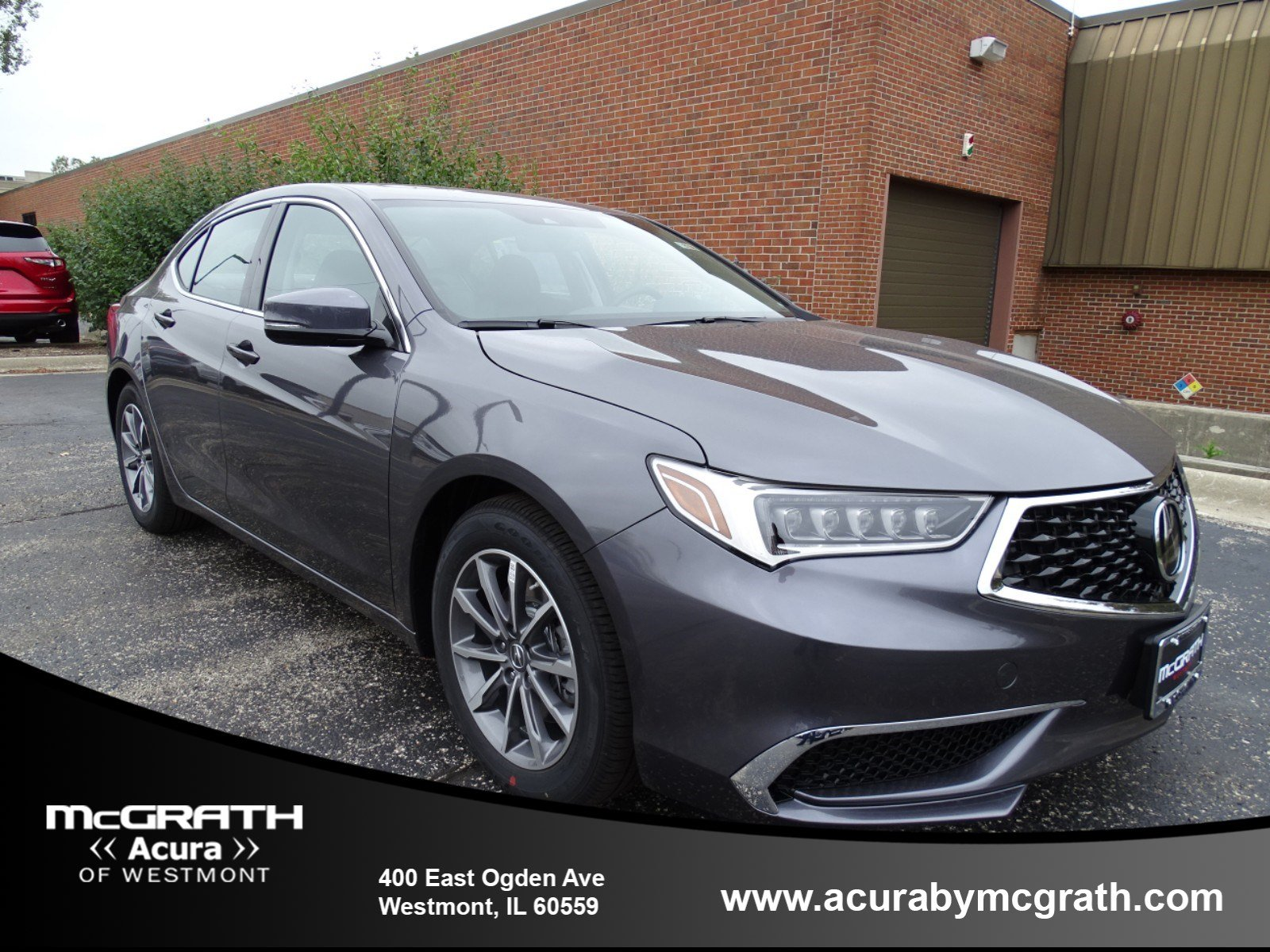 New 2019 Acura TLX 2 4 8 DCT P AWS 4dr Car in Westmont W8196