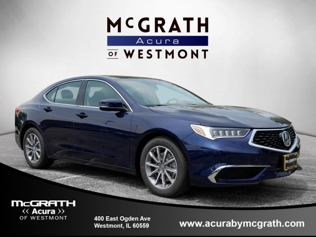 New 2020 Acura Tlx Base 4dr Car In Westmont X9026 Mcgrath Acura