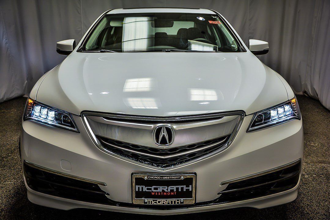 New Acura TLX V AT SHAWD With Technology Package Dr - 2018 acura tl key