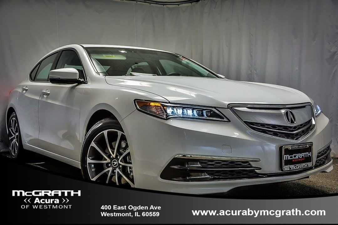 New Acura TLX V AT SHAWD With Technology Package Dr - 2018 acura tl performance parts