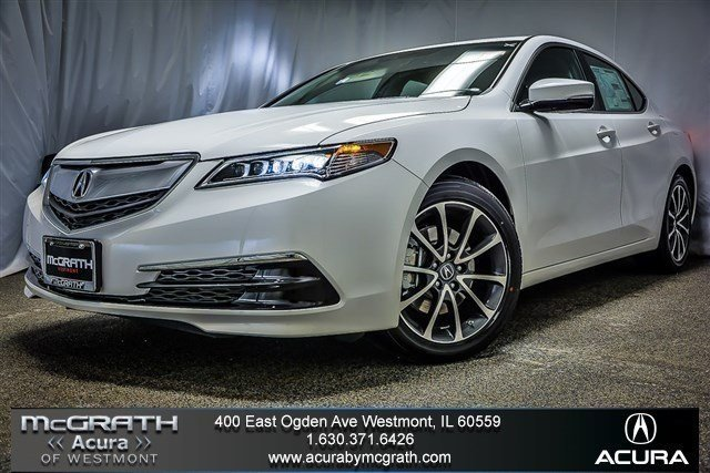 New 2017 Acura Tlx 3 5 V 6 9 At Sh Awd With Technology Package 4dr