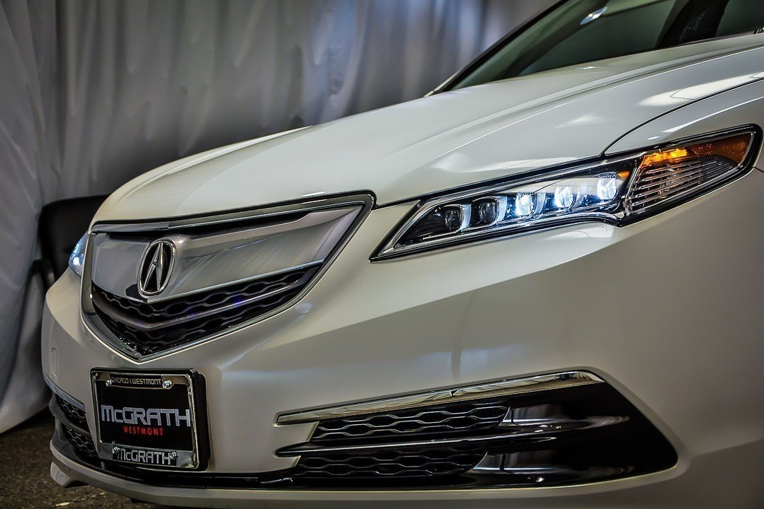 New Acura TLX V AT SHAWD With Technology Package Dr - Used 2018 acura tl