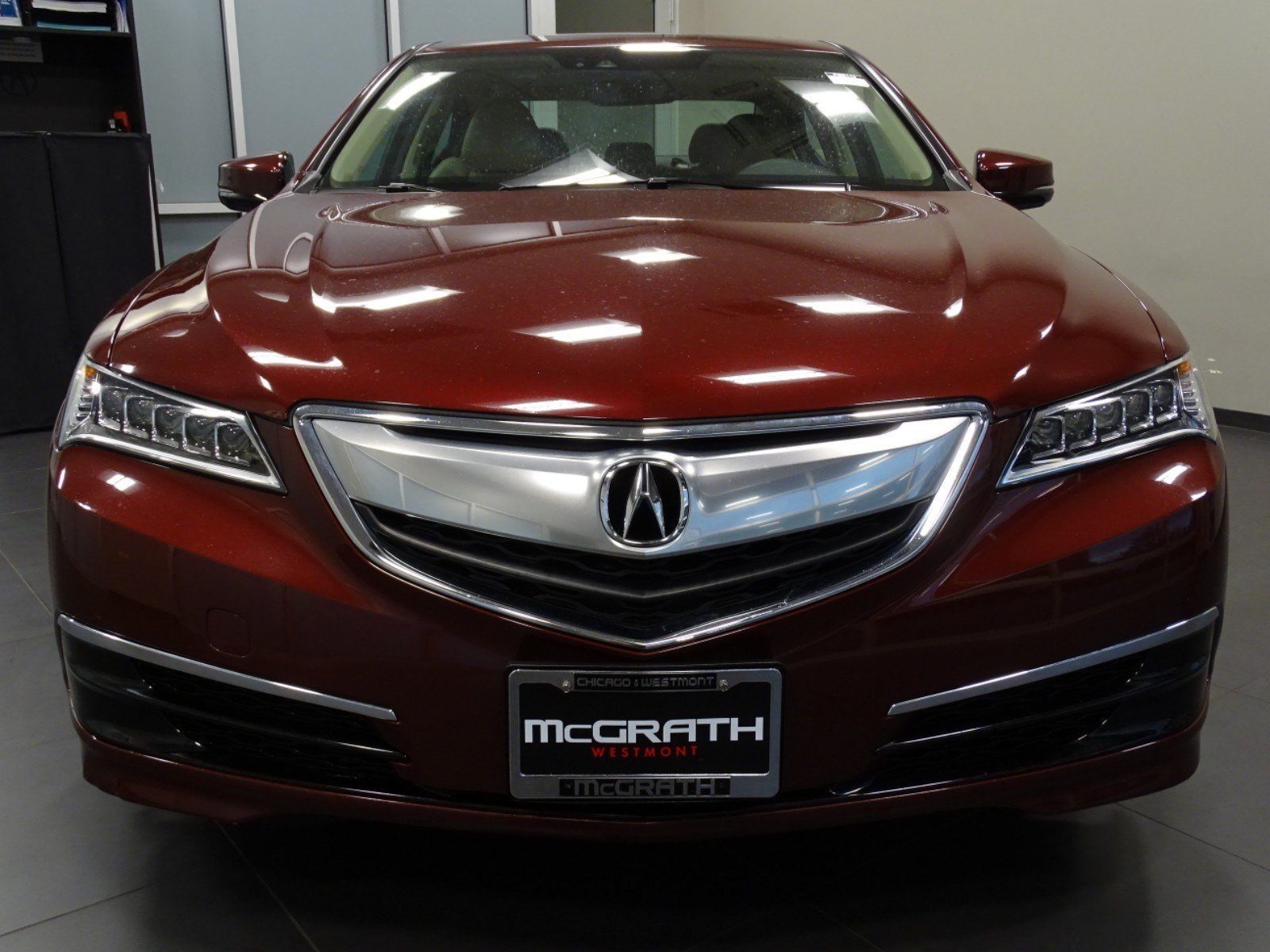 Certified Pre Owned 2016 Acura TLX 3 5 V 6 9 AT SH AWD with Technology Package With Navigation