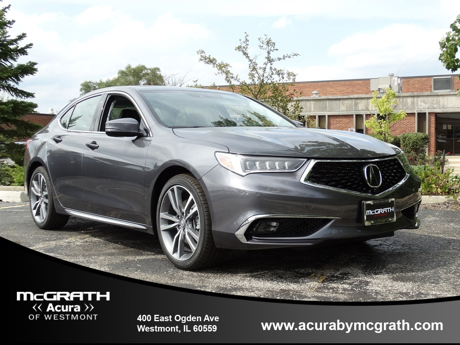New 2019 Acura TLX 3 5 V 6 9 AT SH AWD with Advance Package 4dr Car