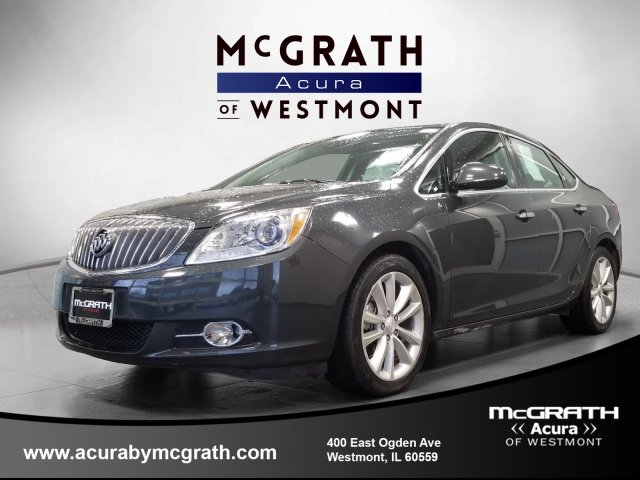 2014 Buick Verano Leather Group >> Pre Owned 2014 Buick Verano Leather Group
