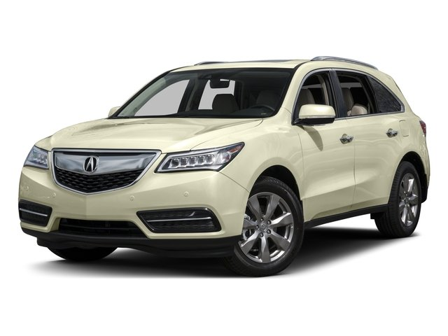 Certified Pre Owned 2016 Acura MDX SH AWD with Advance Package Sport