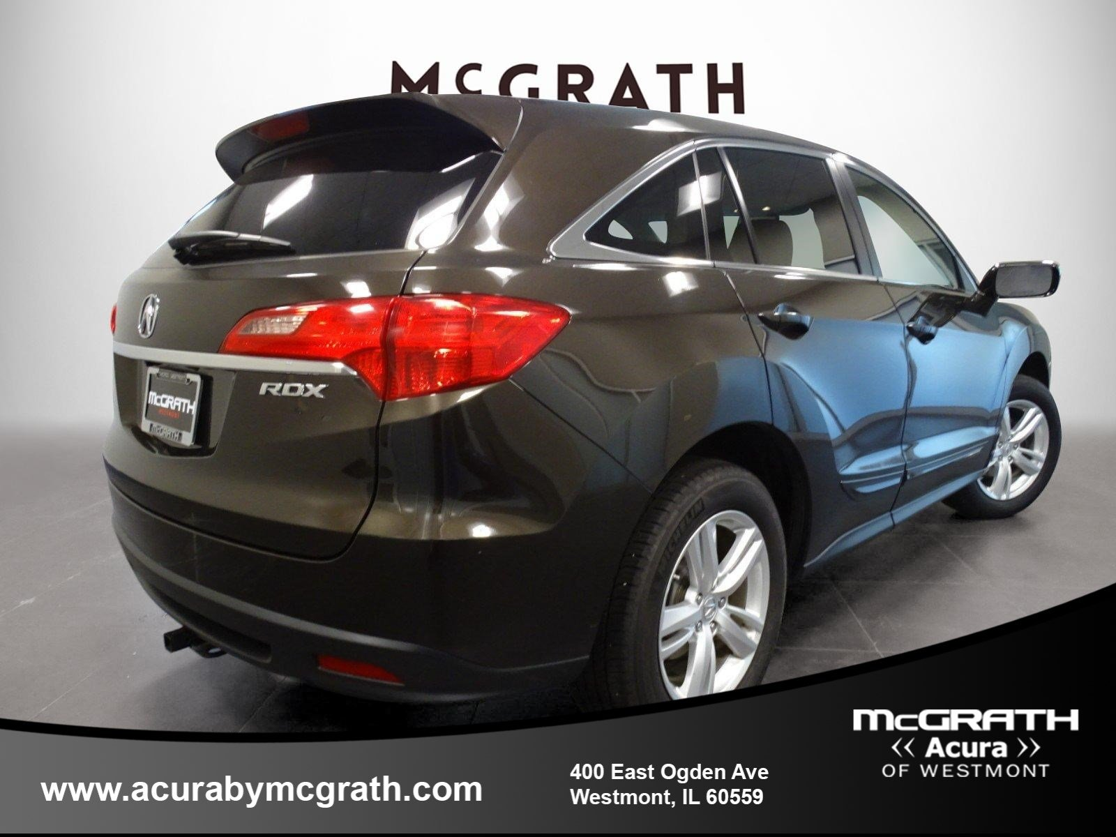 Certified Pre-Owned 2014 Acura RDX Sport Utility in Westmont #V7995A on