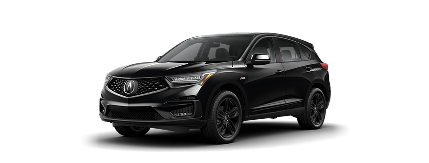 New 2019 Acura RDX A-SPEC Sport Utility in Westmont #W7832 | McGrath Acura Westmont on
