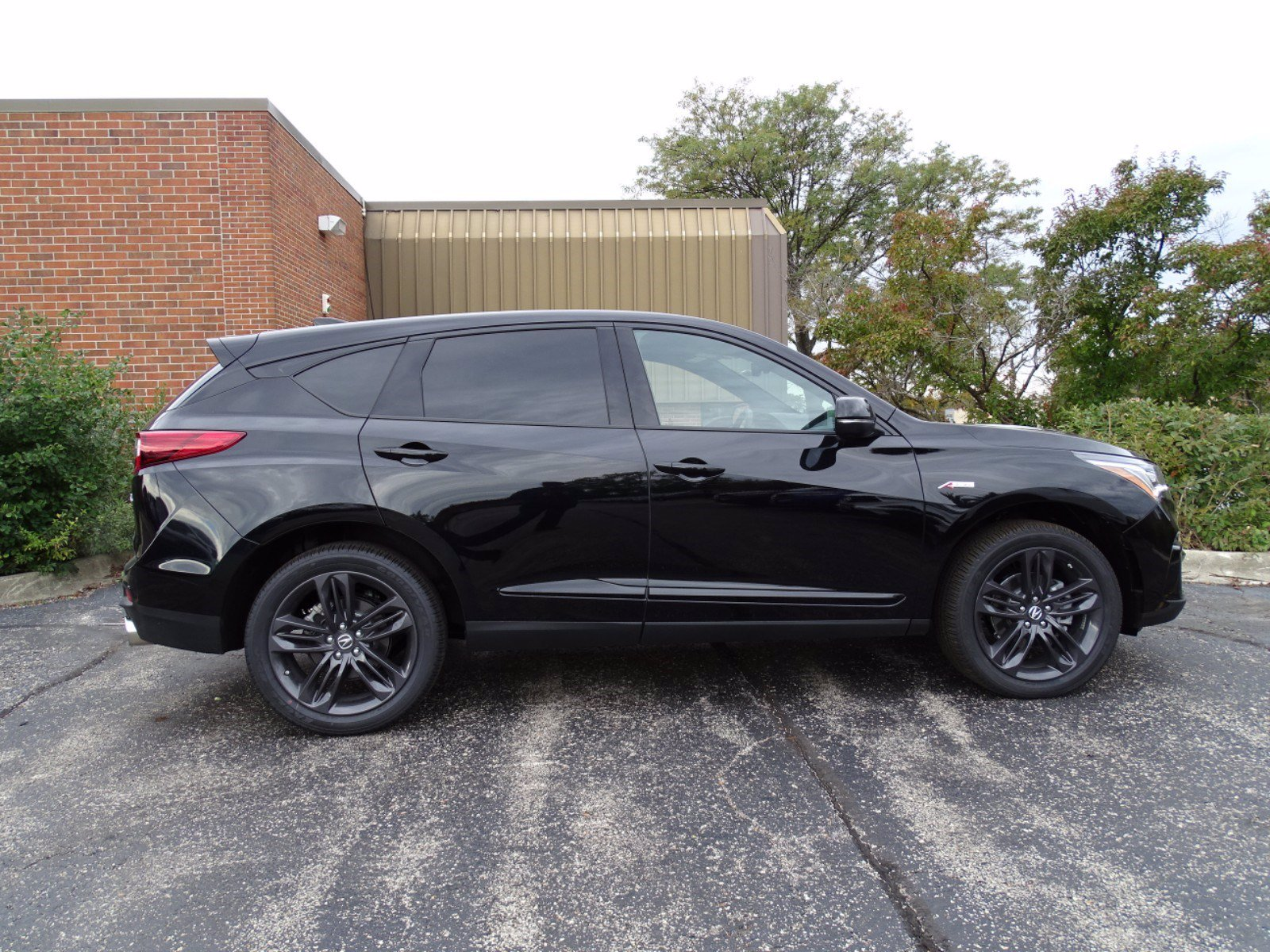 New 2019 Acura Rdx A Spec Sport Utility In Westmont W7967 Mcgrath