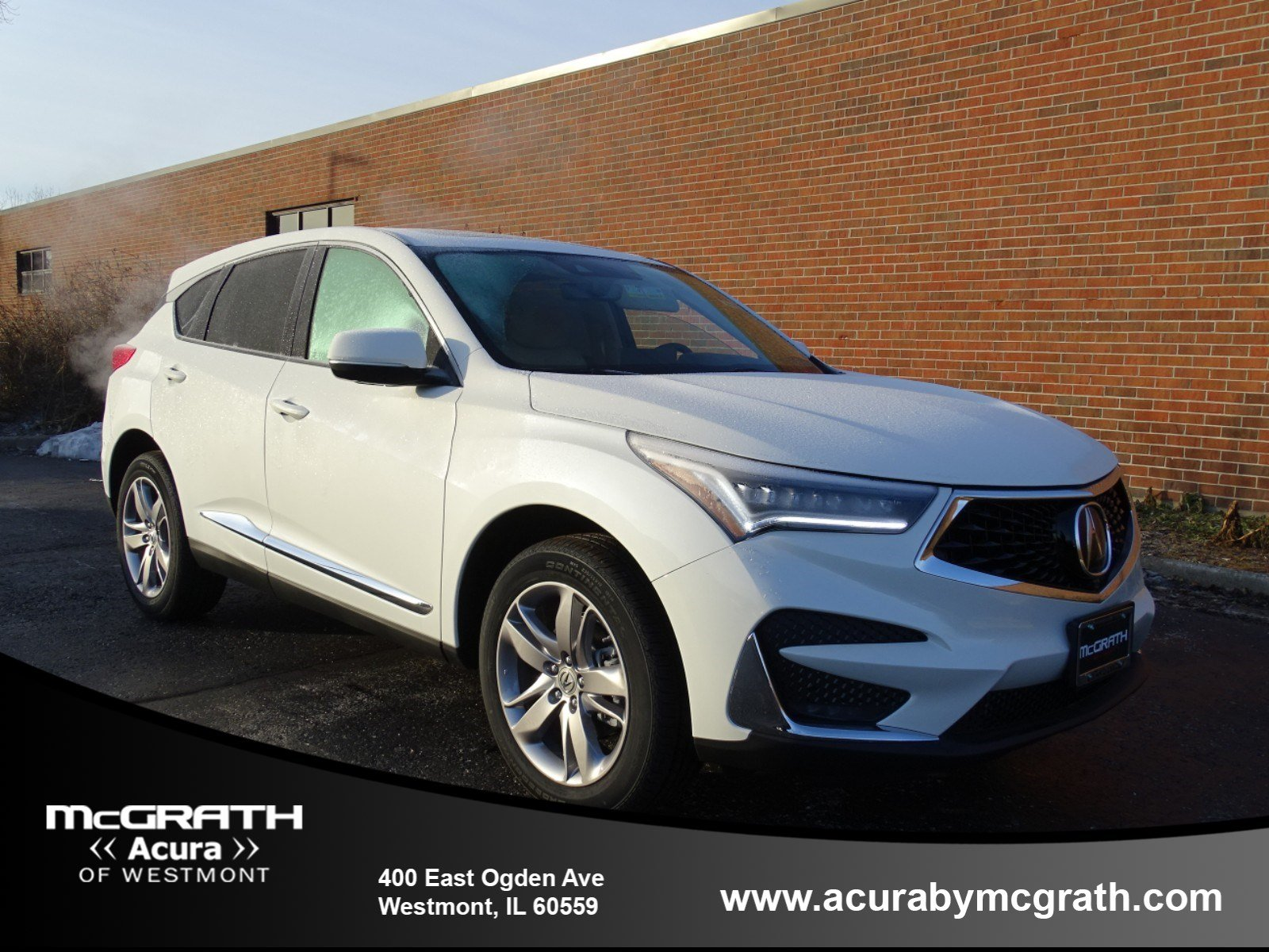 New 2019 Acura Rdx Sh Awd With Advance Package Sport Utility In