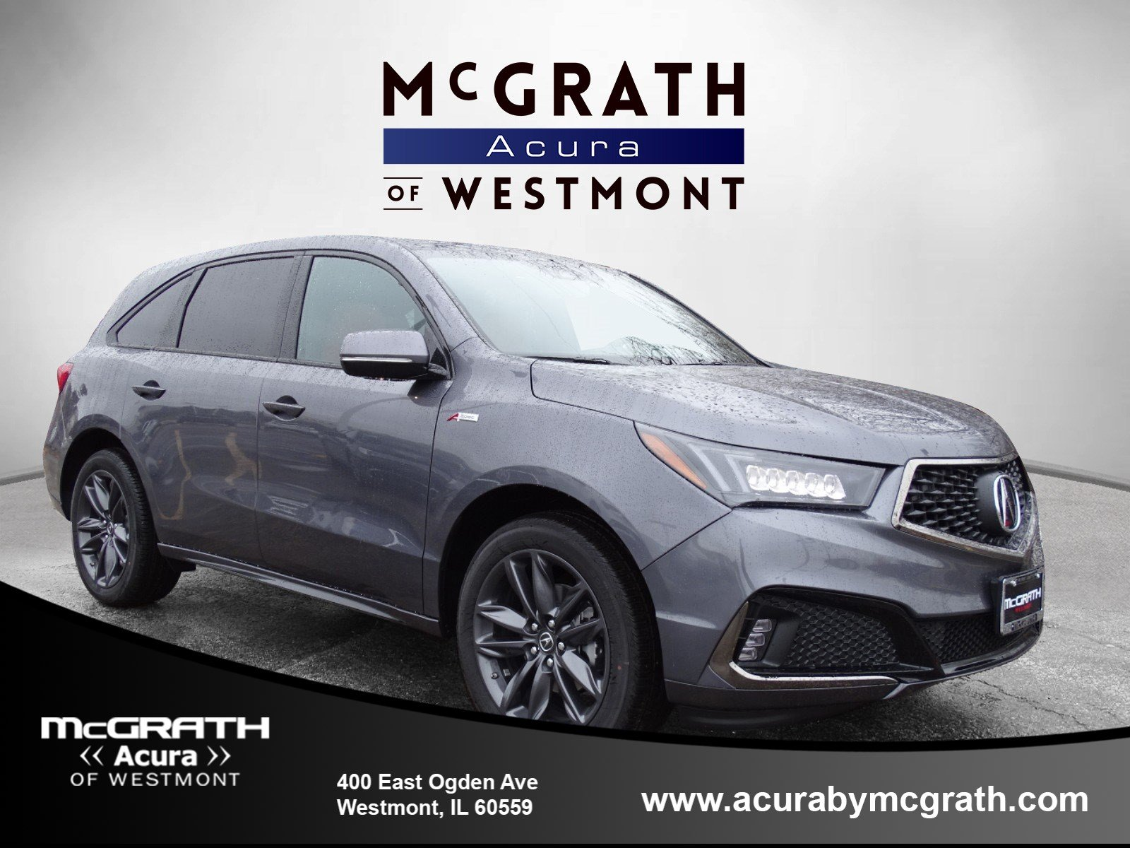 new 2019 acura mdx sh awd with a spec package sport utility in rh acurabymcgrath com