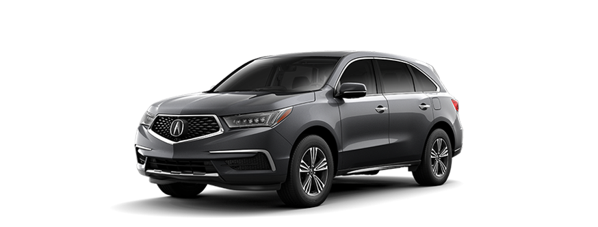 New 2018 Acura MDX SH-AWD Sport Utility in Westmont #V7596 | McGrath Acura Westmont on
