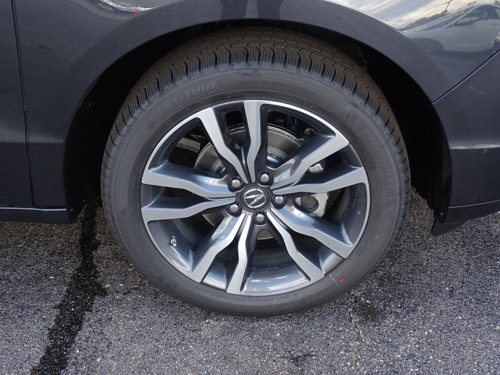 New Acura MDX AWD ADVANCE P Sport Utility In Westmont W - Acura mdx tires