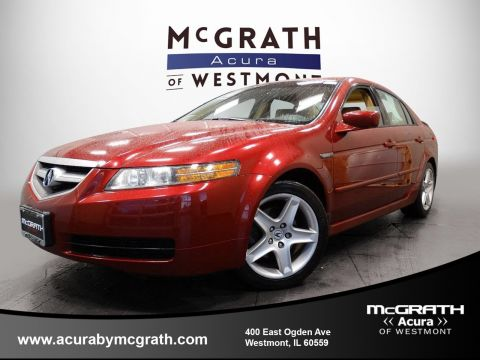 Pre-Owned 2004 Acura TL