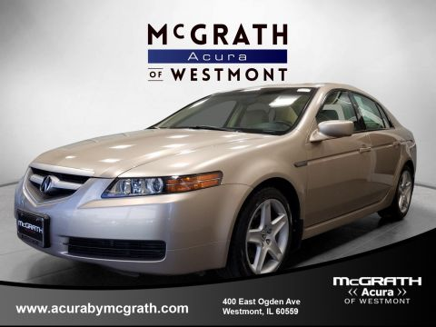 Pre-Owned 2005 Acura TL