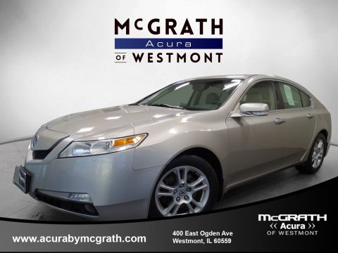 Pre-Owned 2009 Acura TL Tech