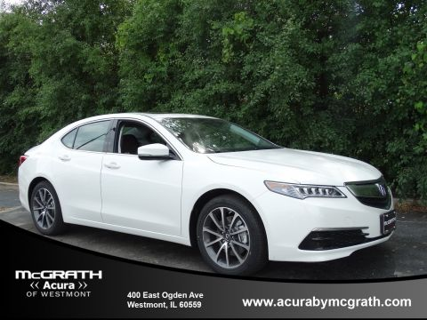 New 2017 Acura Tlx 3 5 V 6 9 At P Aws With Technology
