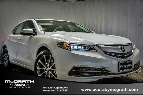 New 2017 Acura TLX 3.5 V-6 9-AT SH-AWD with Technology Package