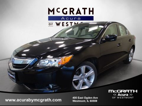 Certified Pre-Owned 2014 Acura ILX 5-Speed Automatic with Technology Package