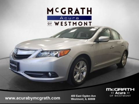 Pre-Owned 2014 Acura ILX Hybrid