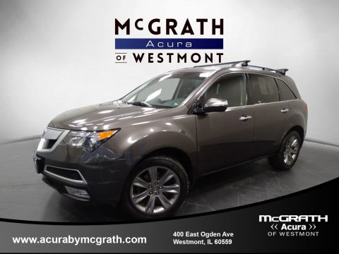 Pre-Owned 2012 Acura MDX Advance/Entertainment Pkg