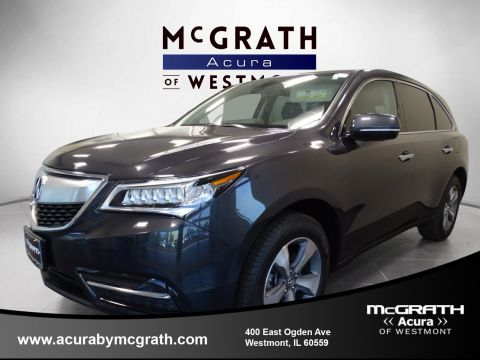 Pre-Owned 2016 Acura MDX