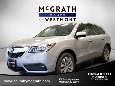 Pre-Owned 2016 Acura MDX w/Tech/Entertainment