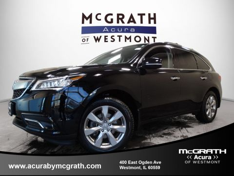 used vehicle specials and sales westmont mcgrath acura of westmont
