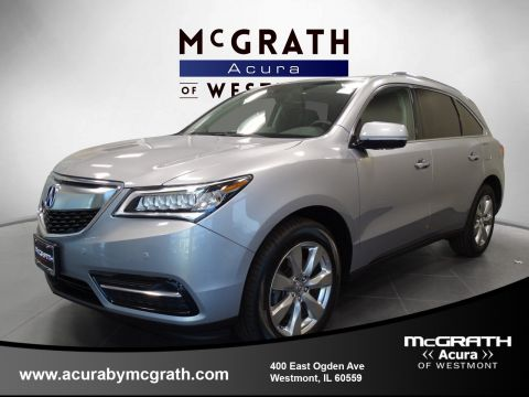 Certified PreOwned Acuras For Sale McGrath Acura Of Westmont - 2018 acura mdx remote start