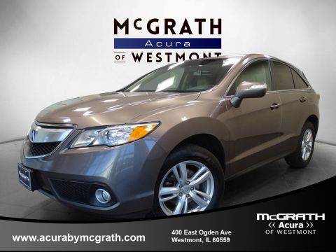 Certified Pre-Owned 2013 Acura RDX