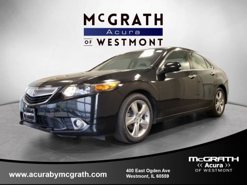Pre-Owned 2011 Acura TSX Tech Pkg